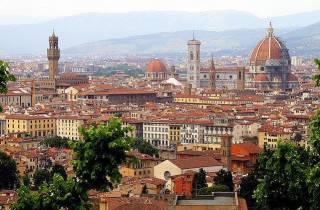Ab Rom: Tagestour in der Kleingruppe nach Florenz und Pisa