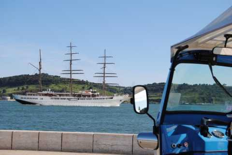 Lisbon Guided Tuk Tuk Tour: The City by the River