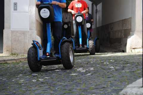 Lisbon: 1.5-Hour Private Segway Tour of Alfama District