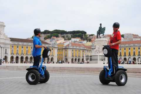 Lisbon: 2.5-Hour Private Segway Tour of Alfama
