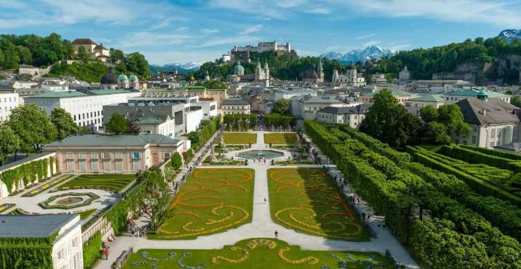Salzburg and Alpine Lakes Full-Day Trip from Vienna