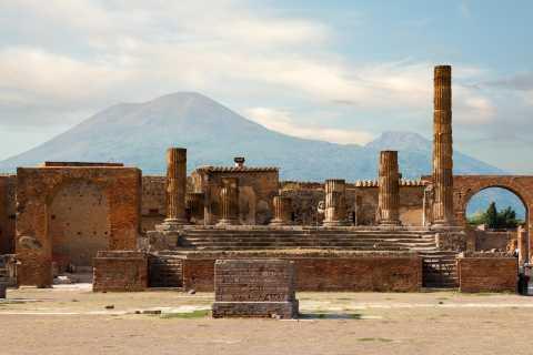 Pompei: biglietto di ingresso