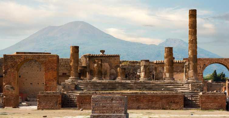 Pompeii Reserved Entry Ticket