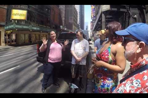 New York City: Broadway Musical Theater Walking Tour