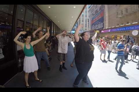 New York: Haunted Broadway Theaters Walking Tour