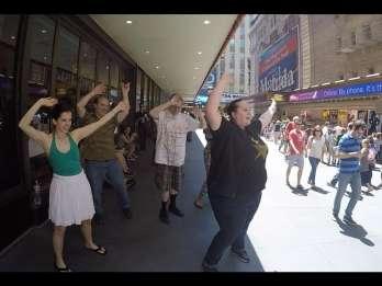 New York: Rundgang zu den Spuk-Theatern des Broadway