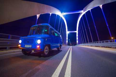 Warsaw Transfer by Retro Disco Van
