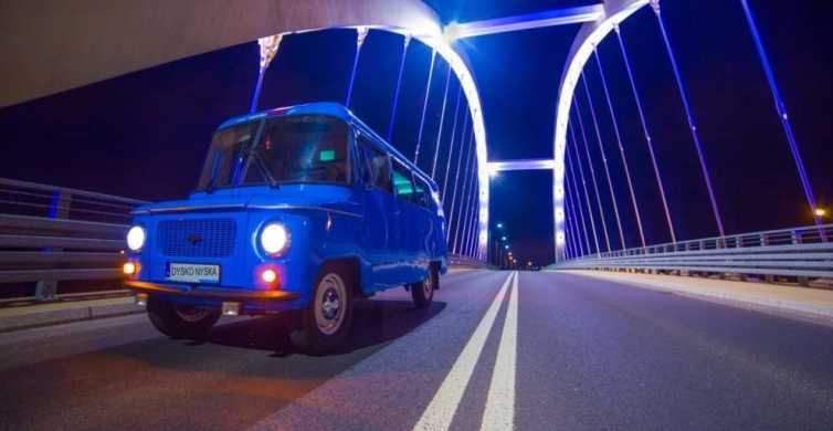 Transfer de Varsóvia por Retro Disco Van