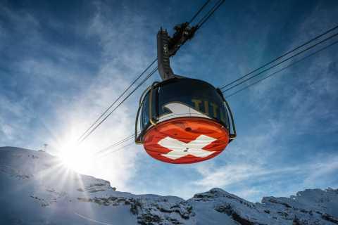 Titlis-Berg: Eintrittskarte