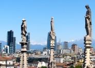Mailand: Dom und Dachterrasse - Führung ohne Anstehen