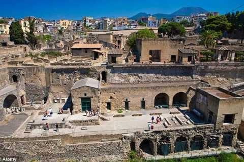 From Sorrento: Herculaneum Skip-the-Line Tour