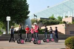 Estrasburgo: Euro Guided Tour by Segway