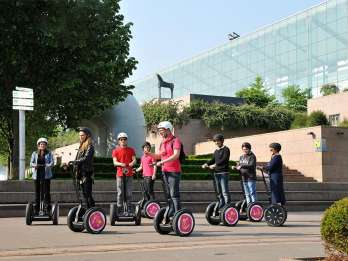 Straßburg: Europa-Tour mit dem Segway
