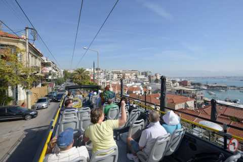 Athen, Piraeus og strendene: Hopp på hopp av-bussightseeing