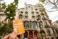 Hola Barcelona: Transporte Público 48, 72, 96 ou 120 Horas