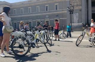 Madrid: Sightseeingtour mit dem E-Bike