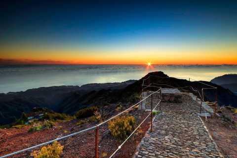 Highest Peaks Madeira Sunrise 4x4 Tour