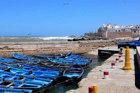 From Marrakech: Essaouira Tour