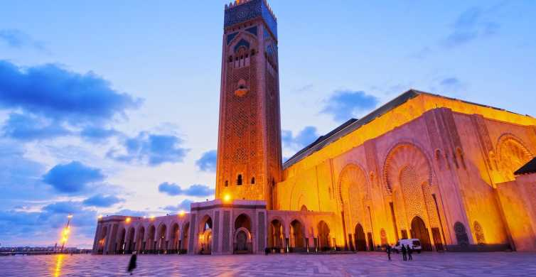Private Half-Day Guided Tour of Casablanca