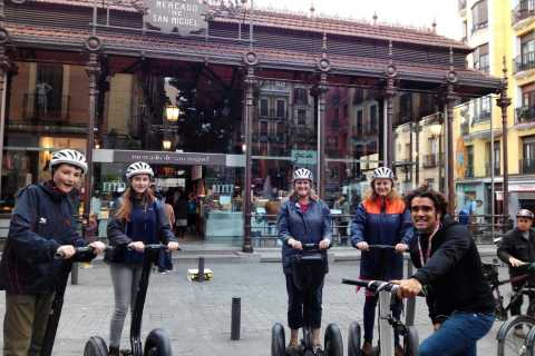Madrid: 3-Hour Segway Tour