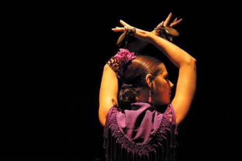 El Patio Sevillano: Traditional Flamenco Show with Drink