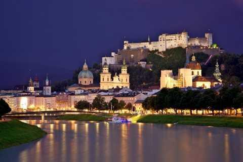 Visite privée de Melk, Hallstatt et Salzbourg au départ de Vienne