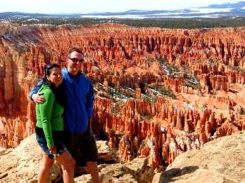 Ab Las Vegas: Kombi-Tour Bryce Canyon und Zion Park