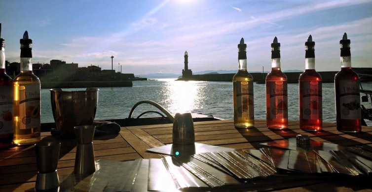 Chania: Bohemian Crete Small Group Sunset Tour