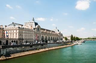 Paris: Musée d'Orsay 1-Tages-Ticket mit reserviertem Zugang