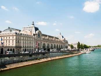 Musée d'Orsay: Tageskarte mit reserviertem Einlass