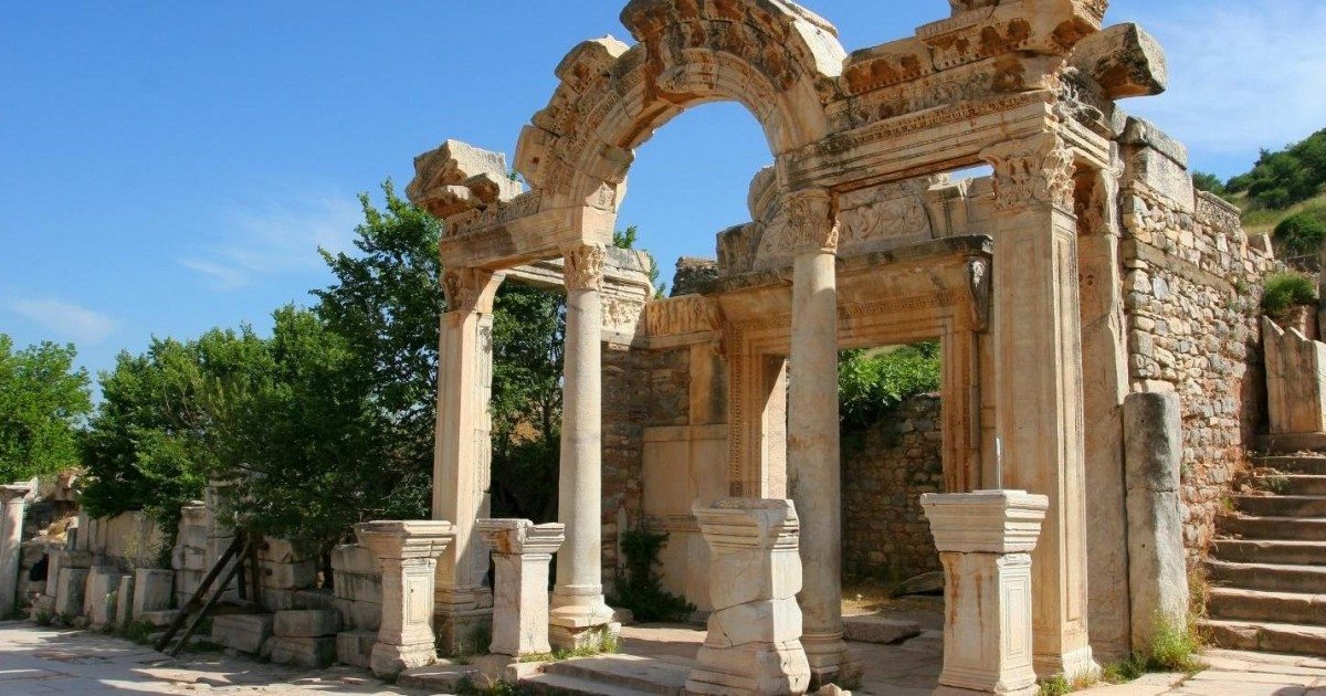 The Best Of Ephesus With Private Guide Van From Izmir Selcuk Turkey Getyourguide