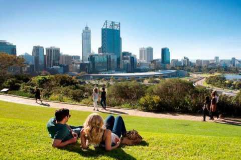 Half-Day Morning Perth & Fremantle City Explorer