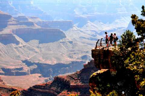 Tour VIP del South Rim National Park del Grand Canyon
