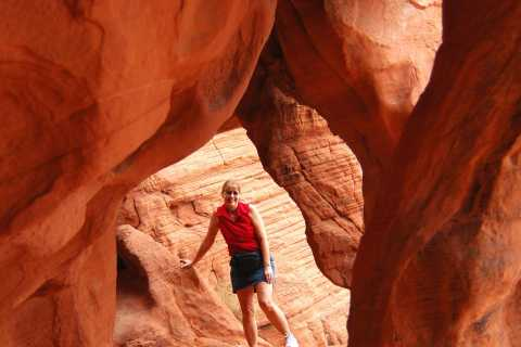 From Las Vegas: Valley of Fire Tour