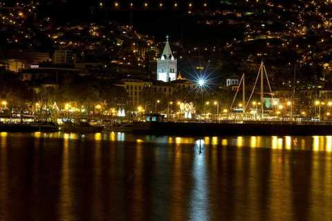 Madeira by Night with Traditional Dinner