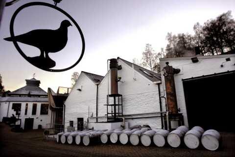 Tour del whisky: 1 giorno nelle Highlands da Edimburgo