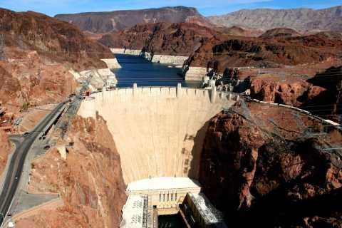 Da Las Vegas: escursione VIP per piccoli gruppi nella diga di Hoover