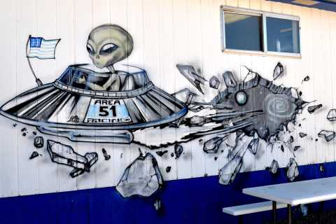 From Las Vegas: Area 51 Full-Day Tour
