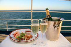 Sydney Harbour 3 horas Cruise almoço com música ao vivo