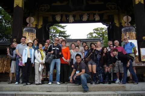 Kyoto 5-Hour Walking Tour