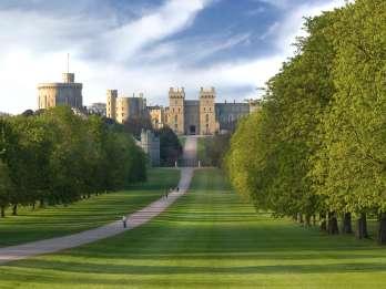 Ab London: Windsor Castle, Stonehenge, Lacock und Bath