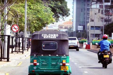 Colombo: Small-Group Tuk Tuk Tour with a Local Guide
