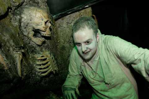 Dublin: The Gravedigger Ghost Bus 2-Hour Tour