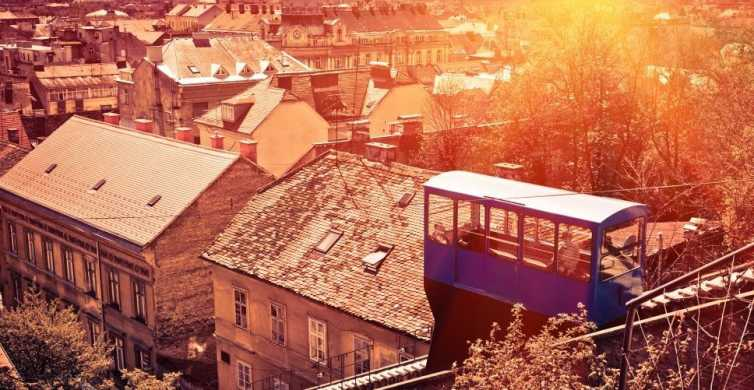 Zagreb: 2.5-Hour Walking Tour with Funicular Ride