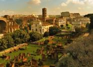 Tour im Herzen Roms & Gladiatoren-Tor am Kolosseum