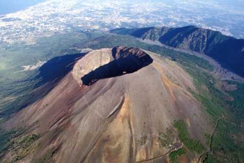 From Sorrento: Mount Vesuvius Skip-the-Line Tour