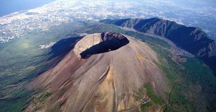 From Sorrento: Mount Vesuvius Skip-the-Line Tour