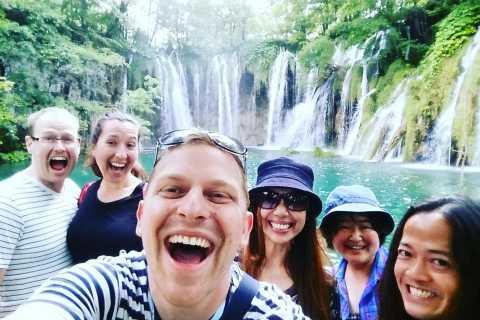 Parco dei laghi di Plitvice e Rastoke: tour da Zagabria