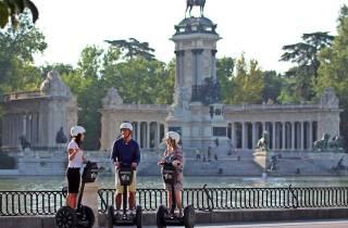 Madrid: 3 Stunden XXL-Segwaytour