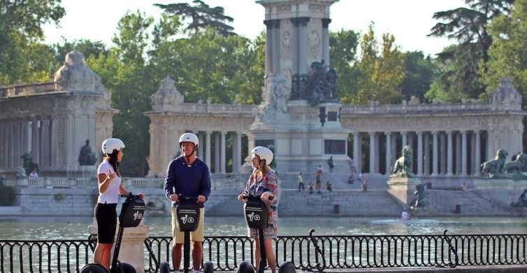 Madrid: tour de 3 horas en Segway